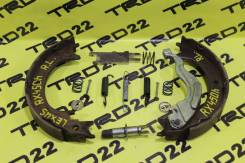 Механизм стояночного тормоза Leхus RX350/RX450h 08~15 левый.