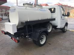 ГАЗ 3302. Цистерна для перевозки пищевых жидкостей на шасси Молоковоз, 2 690куб. см., 1 500кг., 4x2