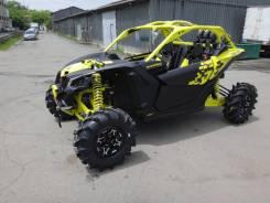 BRP Can-Am Maverick X3 Turbo R. исправен, есть псм\птс, без пробега