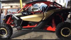 BRP Can-Am Maverick X3 X RS Turbo R. исправен, есть псм\птс, без пробега