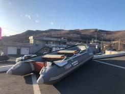 Лодка Barrakuda AR110, длина 335см