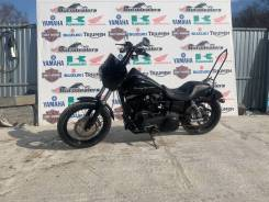 Harley-Davidson Dyna Street Bob FXDBI. 1 700куб. см., исправен, птс, без пробега