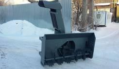 Снегоочиститель шнеко – роторный на заднюю навеску МТЗ