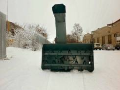 Снегоочиститель шнеко-роторный двухшнековый для трактора МТЗ