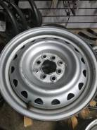 Диск колеса R15 4-100/ 4-114.3 6J ЦО 68 штамповка