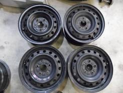 """Оригинальные диски Toyota из Японии R15 5*114.3 №2710. 6.0x15"""", 5x114.30, ET50, ЦО 60,1мм."""