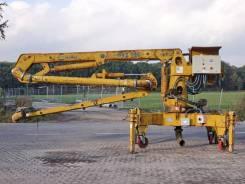 Стрела бетонораздаточная гидравлическая BVZ 12 C-55 M-BR-E (Италия)