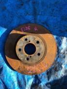 Тормозной диск Subaru Legacy [26310AA092], правый передний