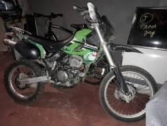 Kawasaki KLX 250S, 2005