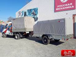 "Прицеп ""Тайга ZN"" (Off-Road) кузов 3.4х1.5 метра (Кредитование)"