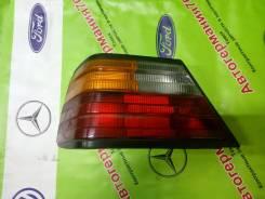 Фонарь задний левый Mercedes-Benz (W124) седан дорестайл