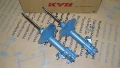 Передние амортизаторы KYB NewSR Nissan Expert VW11. Avenir W11 2WD/4WD