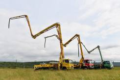 Услуги / аренда бетононасоса (швинга) 16-36 метров - от 4000р / час!