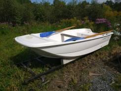Пластиковая лодка Бриз 11