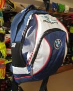 Рюкзак BMW бело-сине-красный