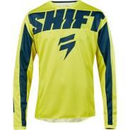 Джерси подростковая Shift White York Youth Jersey Yellow/Navy размер: L (21710-079-L)