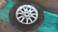 "Колесо запаска Mitsubishi Pajero Sport 7.5Jx17 ET38 6x139.7. x17"" 6x139.70 ET38 ЦО 67,1мм."