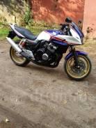 Honda CB 400SF. 400куб. см., исправен, птс, без пробега