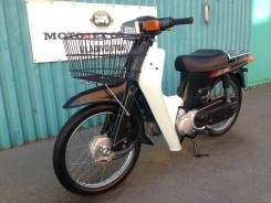 Suzuki Birdie. 49куб. см., исправен, без птс, без пробега