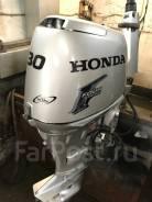 Продаю лодочный мотор Хонда BF 30 в хорошем состоянии .