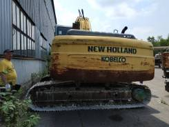 Kobelco. Экскаватор New Holland E 215В