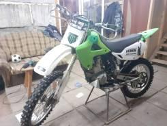 Kawasaki KLX, 1999