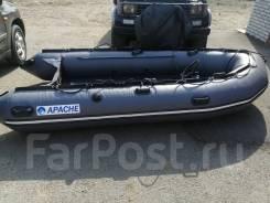 Мастер лодок Apache 3500 НДНД. 2018 год, длина 3,50м.