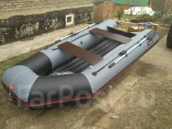 Лодка хантер 320