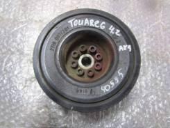 Шкив коленвала VW Touareg 2002-2010; A8 [4E] 2003-2010;