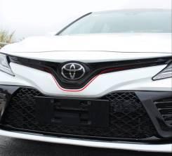 Молдинг решетки радиатора. Toyota Camry, ASV70, ASV71. Под заказ