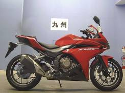 Honda CBR400RA, 2016