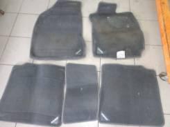 Коврики. Mitsubishi Outlander, CU2W, CU4W, CU5W 4G63, 4G63T, 4G64, 4G69