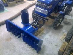 Снегоуборщик роторный Скаут SB-1160 навесной к трактору