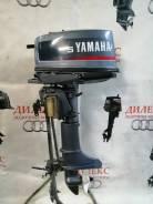 Yamaha. 5,00л.с., 2-тактный, бензиновый, нога S (381 мм)