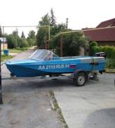 Продам лодку Казанка-5