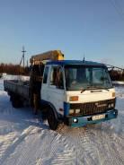 Nissan Diesel. Продается грузовик с КМУ Todana, 7 000куб. см., 5 000кг., 4x2