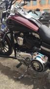 Harley-Davidson Dyna Super Glide Custom FXDC. 1 590куб. см., исправен, птс, с пробегом