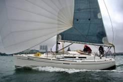 Гоночно-круизная парусная яхта Dufour - 34 E Perfomance. Длина 10,50м., 2012 год