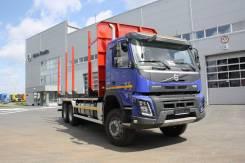 Volvo FMX13. Продам Лесовоз Сортиментовоз Volvo FMX 6*6, 13 000куб. см., 27 000кг., 6x6