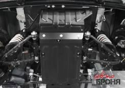Защита двигателя Lada Niva 4х4