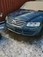 Капот. Volkswagen Touareg, 7L6, 7L7, 7LA AXQ, BAR, BHX