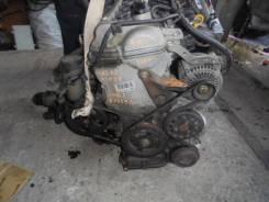 Двигатель в сборе. Toyota Funcargo, NCP25 1NZFE