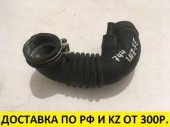 Патрубок воздухозаборника Toyota NCP31 Bb 1NZ J0744