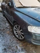 Крыло. Volkswagen Touareg, 7L6, 7L7, 7LA AXQ, BAR, BHX