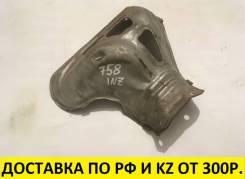 Защита выпускного коллектора Toyota Bb NCP31 1NZ J0758