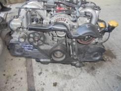 Двигатель в сборе. Subaru Impreza, GD2 EJ152