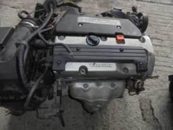 Двигатель в сборе. Honda Stepwgn, RF3 K20A