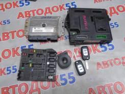 Блок управления двс. Renault Megane Renault Fluence K4M, 5AM, F4R, H4M, K9K, M4R, R9M