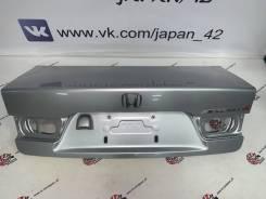 Крышка багажника (NH700M - серебро) Honda Accord CL9 #8