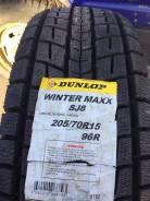 Dunlop Winter Maxx SJ8. зимние, без шипов, 2016 год, новый